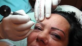 Machiaj semipermanent salon tatuaj cosmetic http://www.machiajtatuaj.ro