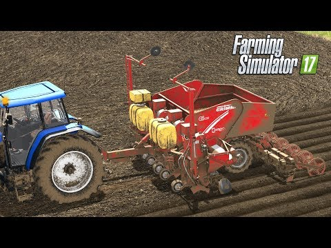 Farming Simulator 2017 | POTATOES IN IRELAND | Ballymoon Castle | Episode 12