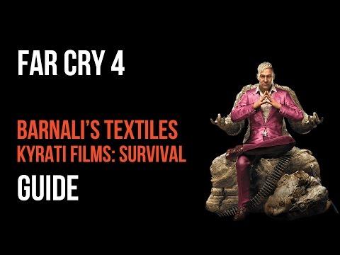 Far Cry 4 Walkthrough Barnali's Textiles Kyrati Films: Survival Gameplay Let's Play