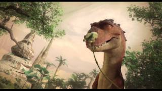 Ice Age: Dawn of the Dinosaurs™ 4-D Experience Trailer