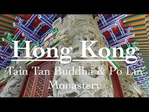 Hong Kong | Tain Tan Buddha & Po Lin Monastery 4K