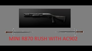 Roblox authority RUSH w/AC902
