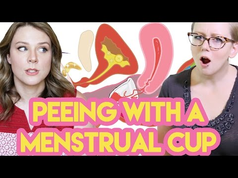 Ing With Menstrual Cup