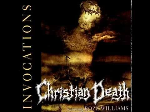 Christian Death - Spectre love is dead