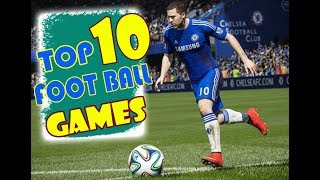 Top 10 best football games for android 2018 Offline/Online|Must Play  ..    BY,  KING OF GAMERS