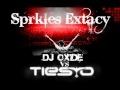 Sparkles Extacy - Dj Oxide vs Dj Tiesto
