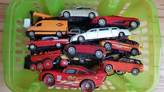 Box of Toys Car Toy Car Learning Videos Cars for Kids Vehicles Names