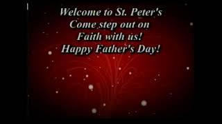 St. Peter's UMC Worship 6-21-20