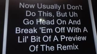 r kelly ignition remix lyrics
