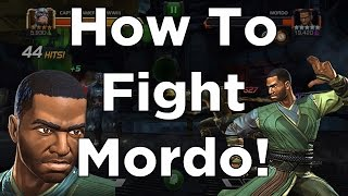 How To Fight Mordo - Sorcerer's Conclaive Guide - Marvel Contest of Champions