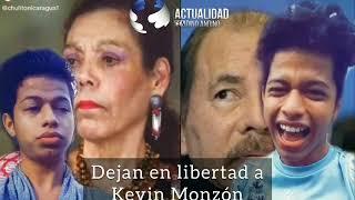 🔴 #URGENTE Excarcelan a Kevin Monzón, el Tiktoker que hace videos contra la dictadura