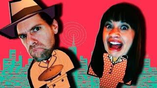 GAME IS WEIRD | Jazzpunk: Part 1