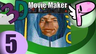 Microsoft 3D Movie Maker (pt.5)- Full Stream [Panoots]