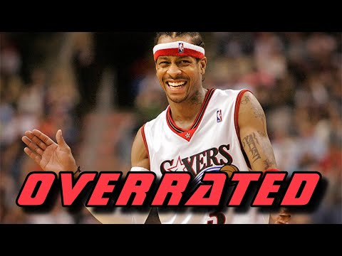 Meet the OVERRATED PLAYERS OF THE 2000s: Allen Iverson