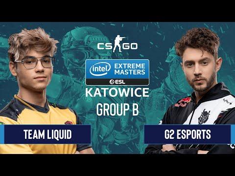 CS:GO - G2 Esports Vs. Team Liquid [Vertigo] Map 2 - Group B - IEM Katowice 2020