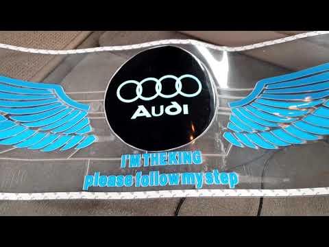 LED стикер CT25 Audi 3