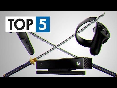 TOP 5 - Nejpodivnějších Ovladačů, Které Stály Za Nic
