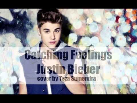 Catching Feelings - Justin Bieber (Cover) by Teza Sumendra