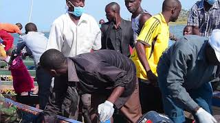 136 dead from Tanzania ferry accident