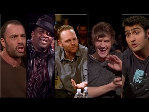 [PART 2] Bill Burr, Patrice O'Neal, Joe Rogan & More - Best Jokes, One-Liners & Comebacks