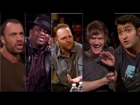 [PART 1] Bill Burr, Patrice O'Neal, Joe Rogan & More - Best Jokes, One-Liners & Comebacks