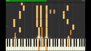 【耳コピ】乃木坂46/シークレットグラフィティー【ピアノ音アレンジ】