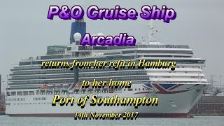 This morning on the of 14th November 2017 I was down in Southampton...