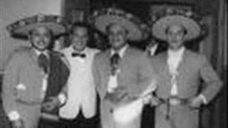Trío Calaveras - Sonaron cuatro balazos (J. Alfredo Jiménez)