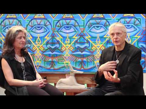 CoSM: An Interview With Alex Grey U0026 Allyson Grey Part 1 Of 4