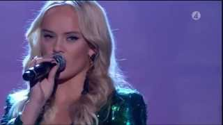 Amanda Winberg - Respect (Aretha Franklin cover)  @ Idol 2015