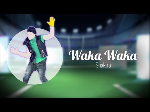 Waka Waka (This Time For Africa) | Just Dance Unlimited | Fanmade Mash-Up