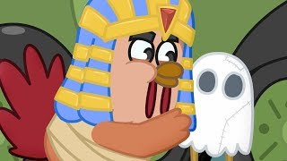 BRUMKENSTEIN Tales   BRUM Cartoon   Funny Animated Cartoon   Cartoon Movie   Cartoons for children