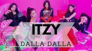 ITZY - Dalla Dalla (3D / Concert / Echo + Bass boosted)