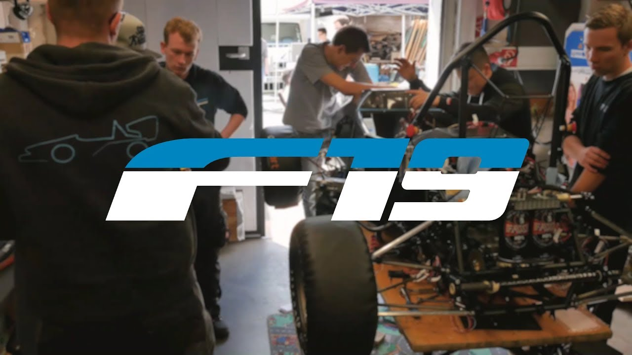 Die Entstehung des F19 - Rolloutvideo 2019 - FaSTDa Racing