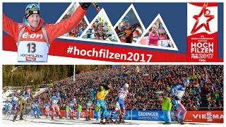Хохфильцен-2017. Чемпионат мира по биатлону. Масстарт мужчины. Онлайн трансляция