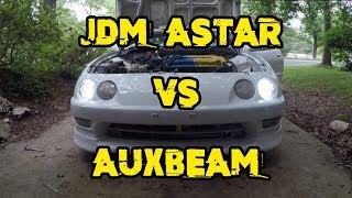 JDM ASTAR vs Auxbeam LED Headlights REVIEW (Which are better?)