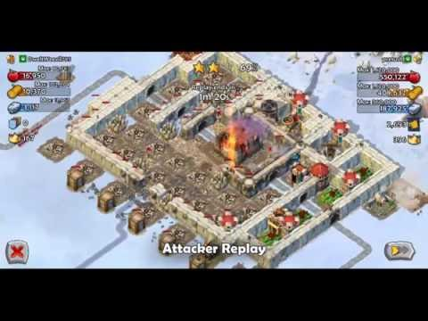 Age Of Empires - Castle Siege - 112 Crowns In One Attack
