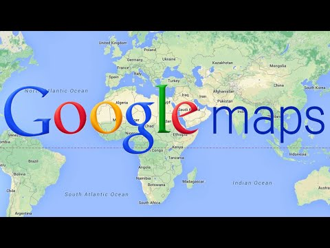 Lets Play Google Maps