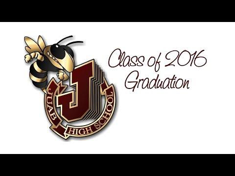 Juab High School Graduation 2016