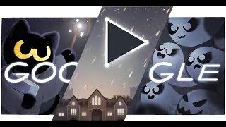 Halloween 2016 Google Doodle   Halloween 2016 Doodle Game (level 1   20)