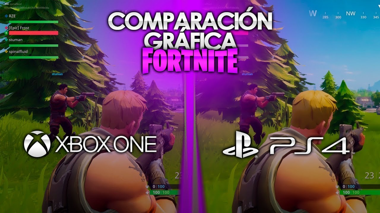 how to play ps4 on xbox one fortnite