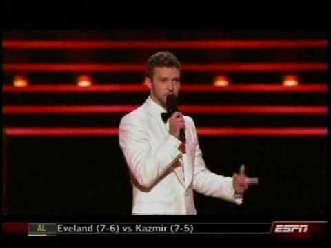 2008 ESPYs - Justin Timberlake Opening Monologue