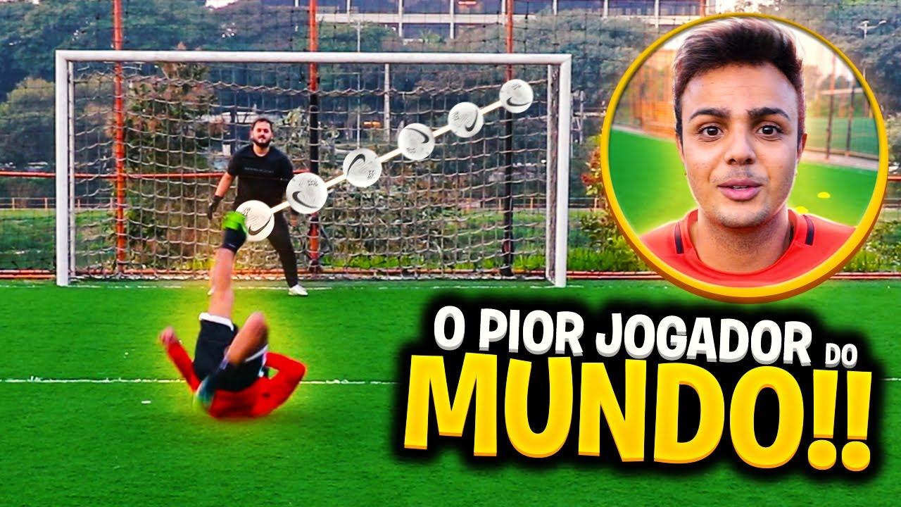 O PIOR JOGADOR DO MUNDO!! (NUNCA VI IGUAL…)