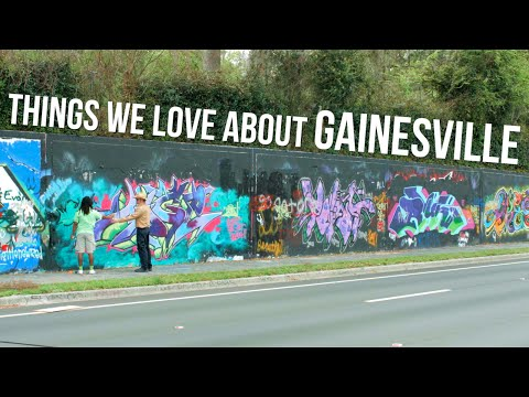 Things We Love About Gainesville