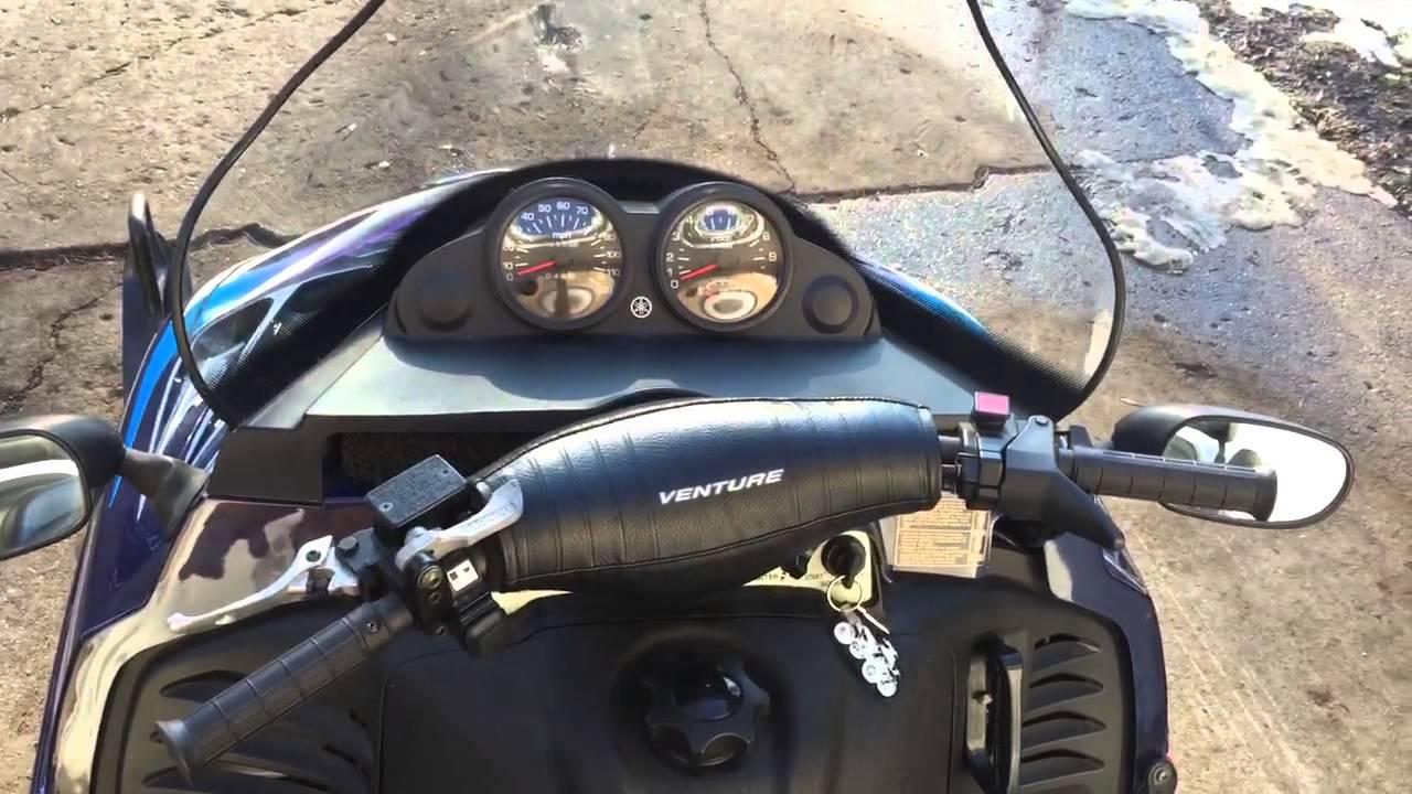 Yamaha Venture Xl