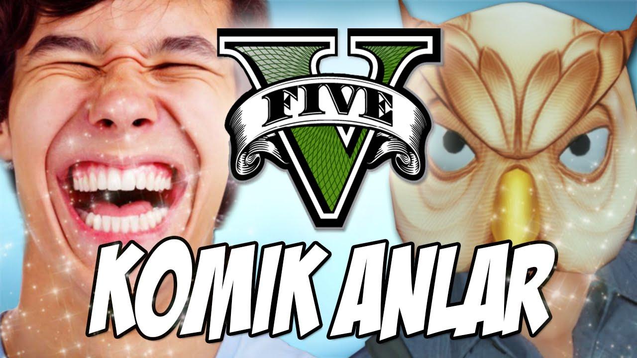 Gta 5 Komik Anlar Montaj 2 Youtube