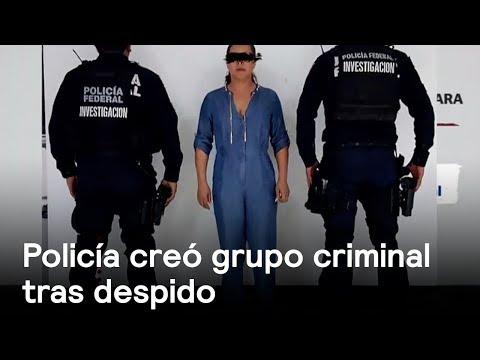 Doña Lety, la policía que se hizo líder de crimen organizado - En Punto con Denise Maerker