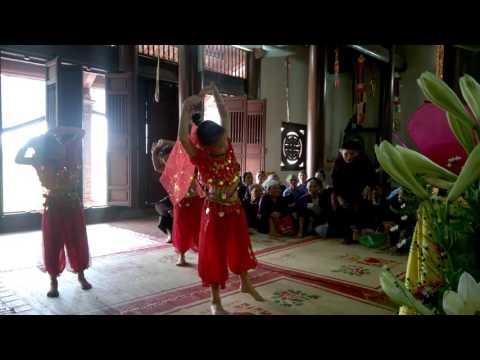 múa alibaba-Ngọc hà