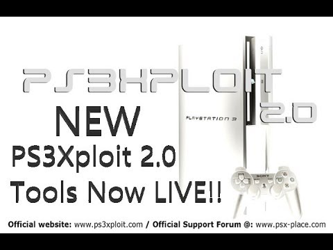 New Ps3Xploit Tools Improved Flash Writers AND Dumpers Even Easier To Install CFW