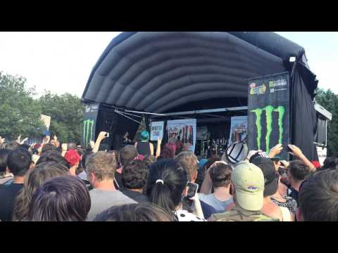 Warped Tour 2014 from Charlotte NC